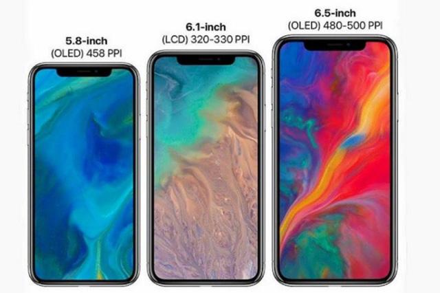 3 mẫu iPhone mà Apple chuẩn bị trình làng?