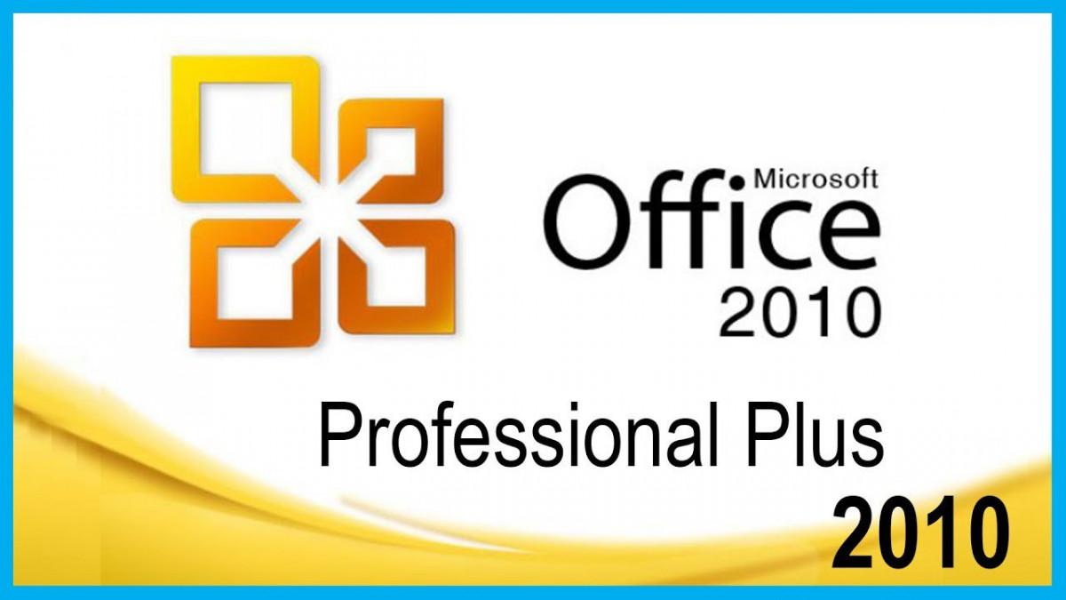 key office 2010 professional plus mới nhất