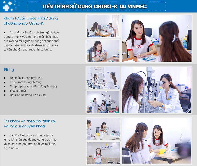 Gói Ortho-K bệnh viện đa khoa quốc tế Vinmec