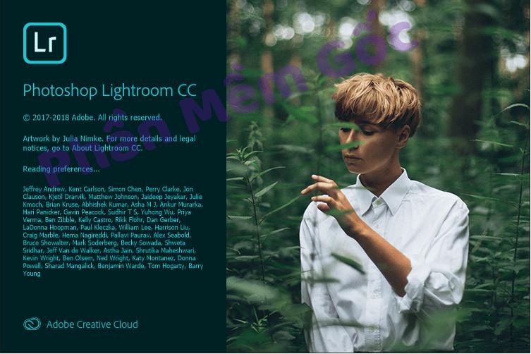 Download Adobe Photoshop Lightroom CC 2019 Crack + Hướng Dẫn Cài Đặt