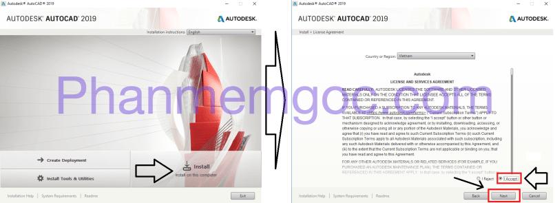 Download AutodeskAutoCAD 2019 Full Crack Link Google Drive + Hướng dẫn cài đặt chi tiết 002-min
