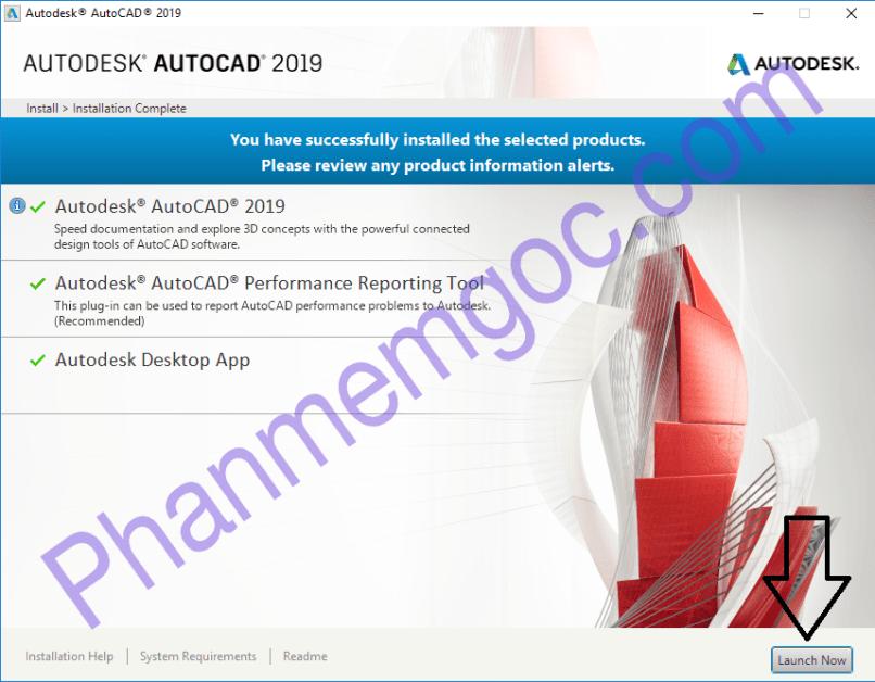 Download AutodeskAutoCAD 2019 Full Crack Link Google Drive + Hướng dẫn cài đặt chi tiết 005-min
