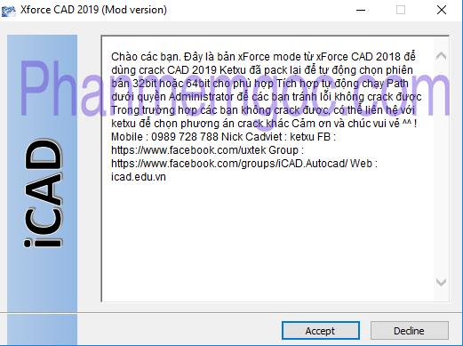 Download AutodeskAutoCAD 2019 Full Crack Link Google Drive + Hướng dẫn cài đặt chi tiết 014-min