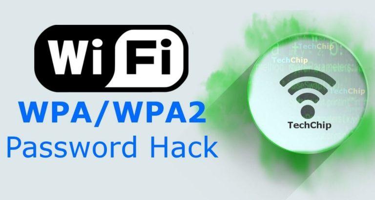 Chuẩn WPA vàWPA2