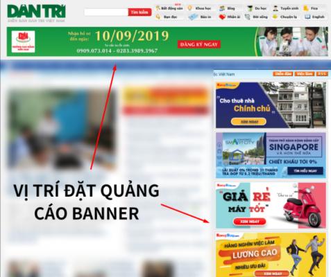 quang cao banner 1 1 477x400 - Banner website là gì? Những vị trí đặt banner quảng cáo trên webiste hiệu quả mà bạn nên biết