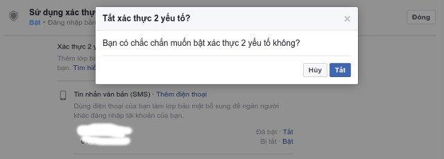 Hướng dẫn mở khóa Facebook FAQ