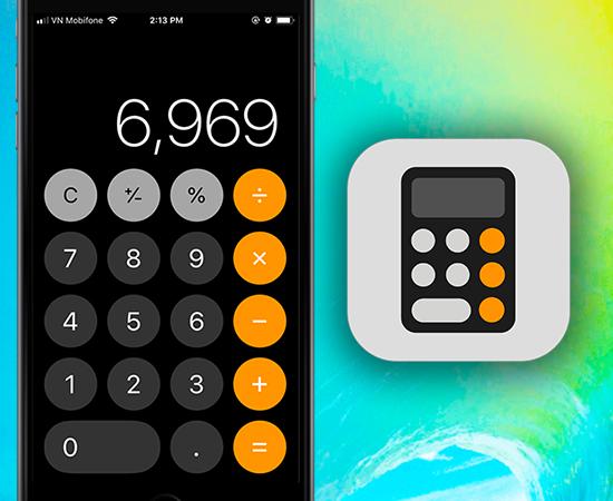 TOP 4 tính năng độc đáo của các ứng dụng có sẵn trong iPhone