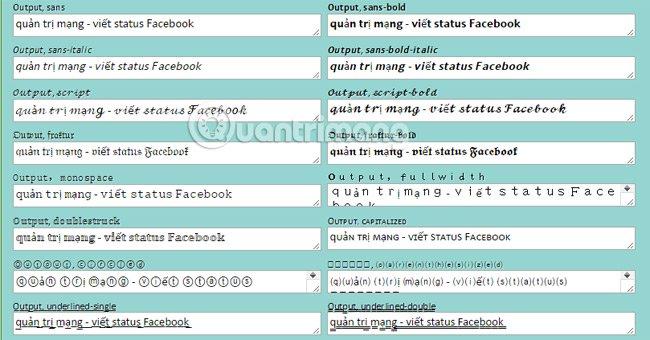 Cách viết chữ in đậm trên Facebook dễ dàng cập nhật 2020