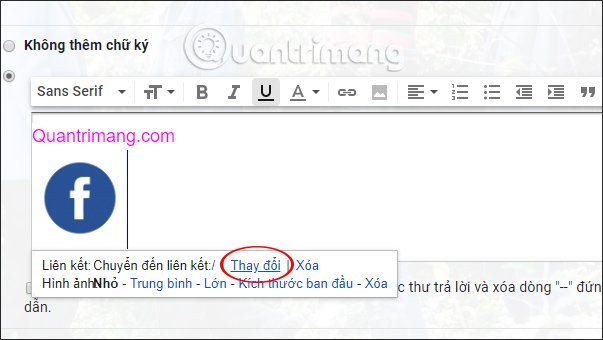 Chữ ký Email là gì? Tạo chữ ký Email chuyên nghiệp 2020 đơn giản